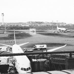 夏休みのソウル: アシアナ航空ビジネスクラス