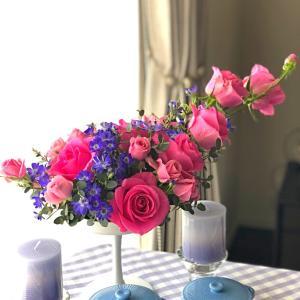 ご主人さまとの『お祝いのテーブル』 レッスンレポート