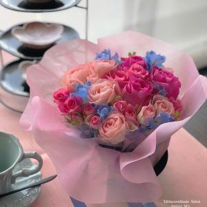 母の日のテーブルコーディネート♪ ~Thank You Mother's Day~