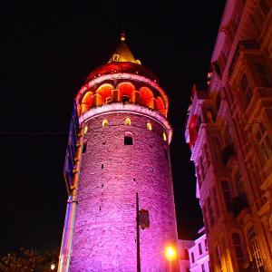 世界一周【イスタンブール編 ④】海峡を渡ってアジア側カドゥキョイの街へ、夕食はガラタ塔近くでお洒落な地中海料理