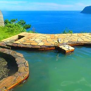 八丈島はパラダイス③ 温泉&釣り