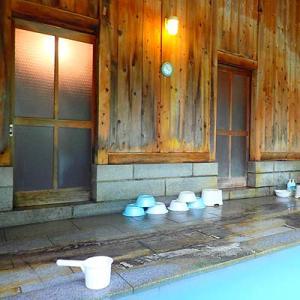 山奥の秘湯の一軒家 「滑川温泉・福島屋」