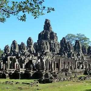 2012 Angkor Wat② 今日は終日 アンコール・トム&アンコール・ワットの遺跡巡り