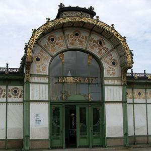 2006中欧魅力の街巡り【ウィーン③】のみの市/ナッシュマルクト、応用美術博物館/市民公園、夜はロッシーニのオペラ