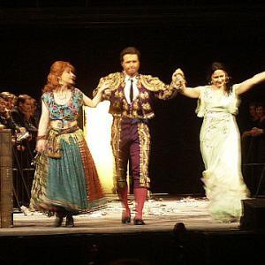 2004冬の中欧・オペラとビール三昧⑫ ウィーン美術史博物館、オーストリア応用美術博物館、夜はオペラ「カルメン」
