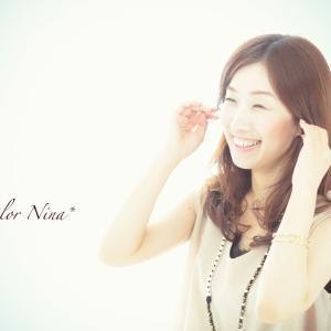 はじめまして。Nina*(西川二奈)です*