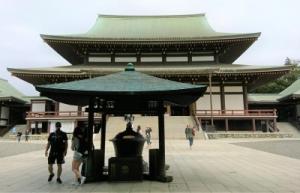 成田山新勝寺の仁王様からのメッセージ・1