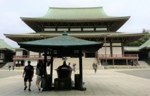 成田山新勝寺の仁王様からのメッセージ・4
