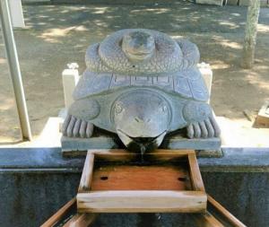 千葉県・白子神社の神様からのメッセージ