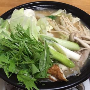 野菜をメインの鍋料理
