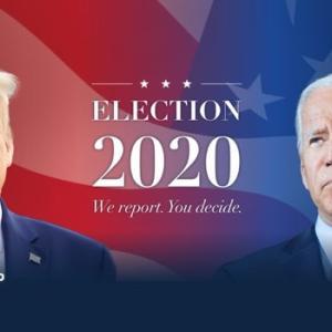 不可解........『米国大統領選』
