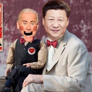 中国に侵略される日........