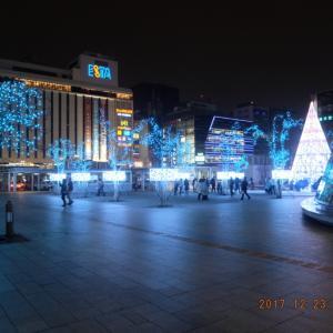 2017.12.23~25 クリスマスは北海道 ②
