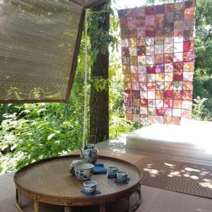 香りのある暮らし展~森の小屋