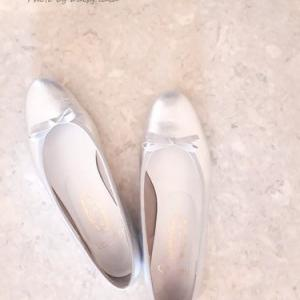 シャテルの靴と、、夫のおつかい と 、、、