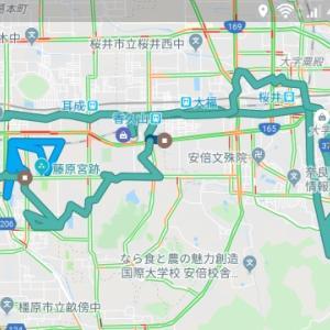 【18青春18西日本05】4/1(日)桜狩in明日香withHさん