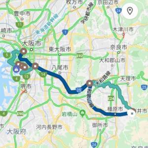【19青春18西日本09】3/31(日)大阪渡船場巡り