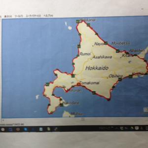 【北海道99&西日本】(20160902)「北海道一周自転車旅」まとめ