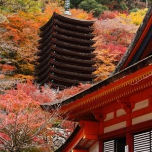 十三重塔三景(談山神社)