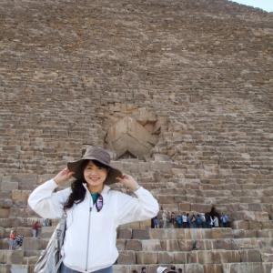 ⑦エジプト旅行記~いよいよピラミッド探検へ!~