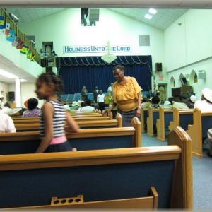 ②NYの教会に潜入編~NYに単身シニア短期留学した時のおもひで
