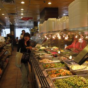 ⑨留学中の食べ物事情見せちゃいます!~NYに単身シニア短期留学した時のおもひで
