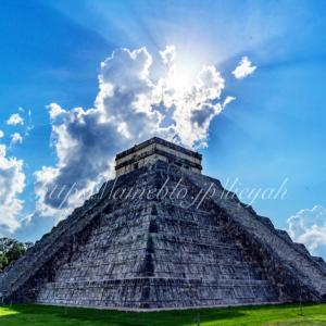 メキシコの遺跡@チチェンイッツァ