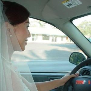 結婚式は誰と歩くか?