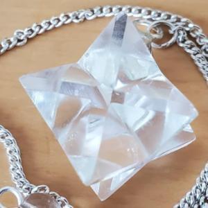 【7周年キャンペーン!】4万円以上ご注文の方にヒマラヤ水晶マカバをプレゼントします