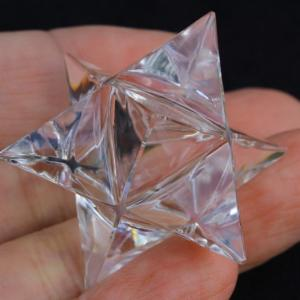 【新着】極上!超透明ガネーシュヒマール水晶マカバ3
