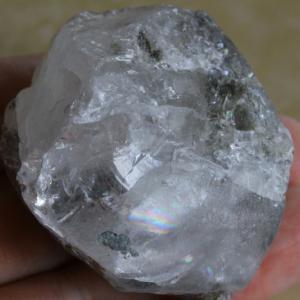 【新着】世界最高品質680ct!超高波動ロシア産フェナカイト原石