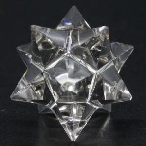 【新着!】極上!ガネーシュヒマール水晶マカバ(ダブルマカバ)C