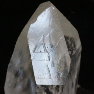 【新着!】極上超透明!高波動ウラル産レムリアン水晶