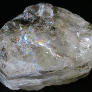 【新着】ビッグサイズ40.9g!超キラキラレインボー!超高波動ロシア産フェナカイト原石