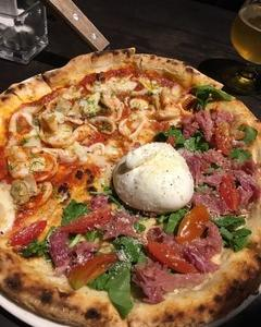 Pizza4P'sさん!Hai Ba Trungに!