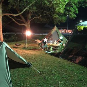 キャンプなう☆