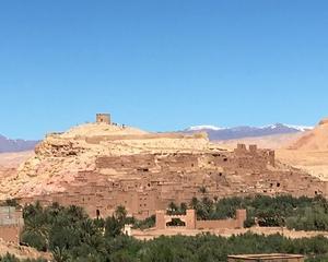 モロッコ3泊4日③前半