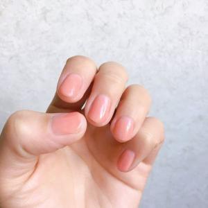 爪は短めがすき。