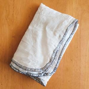 今日の断捨離 布巾。