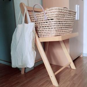 布団ばさみの収納に迷う。