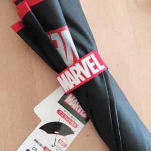 こどもの好みを優先して選んだ傘。