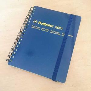 2021年の手帳はロルバーン。