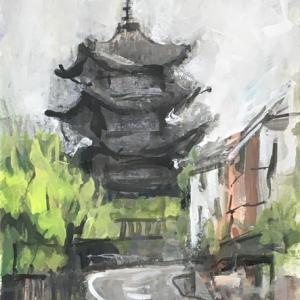 興福寺 塔