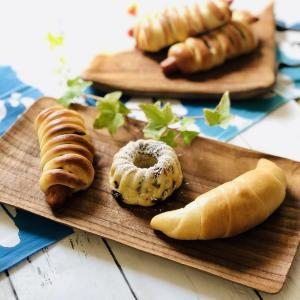 1種の生地から3種のパン 2月募集