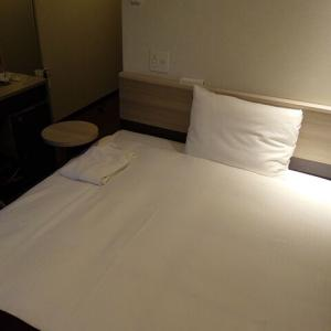 GoToトラベルで950円ホテルにチェックイン