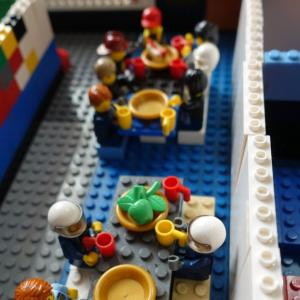夢だくさんのレゴハウス