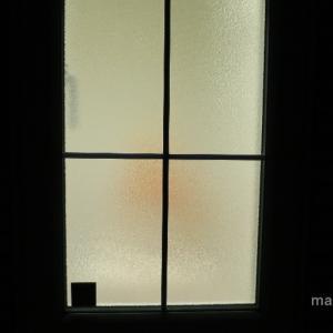 一条工務店:お風呂の窓のかすみガラスの透け具合と間取りの注意点