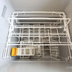 旧パナソニック食洗機に新ムービングラック導入で入れやすさ大幅改善!