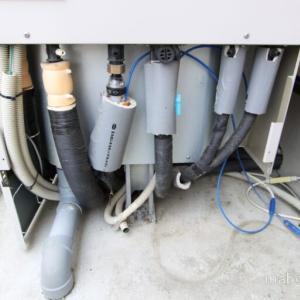 写真で分かるエコキュートタンクの水抜き掃除と定期点検