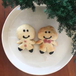【クリスマスのパン~マナラ】